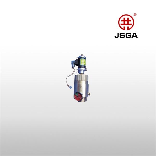 容器阀(双瓶组)-柜式七氟丙烷灭火系统组件